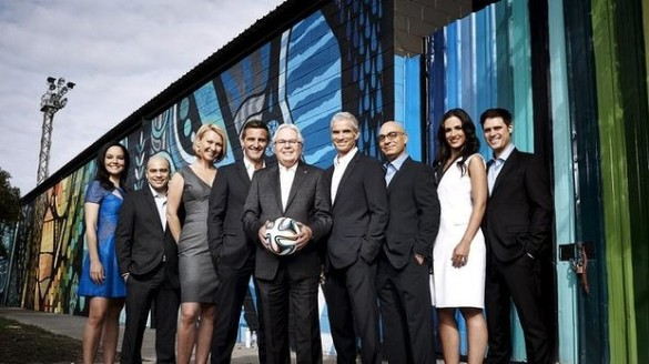 The worst commentary team in football... and Les Murray