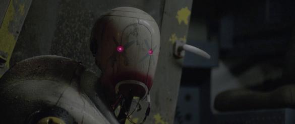 Even 'Short Circuit' had a better robot budget
