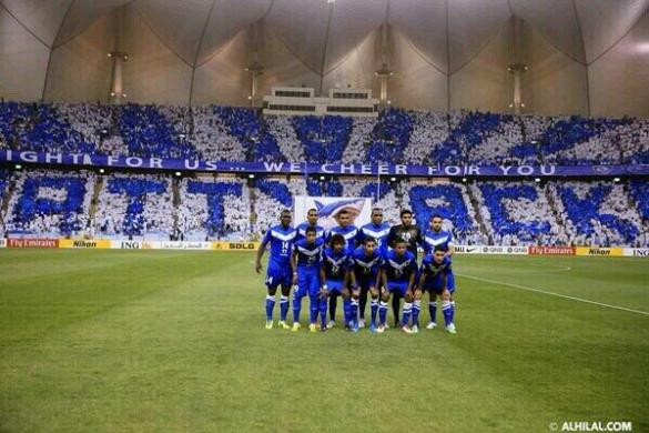 We're denying ourselves, and Al-Hilal fans, the chance to create something spectacular.